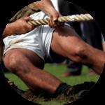 Highland Games as Team Building