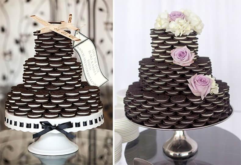 Oreo Wedding Cakes
