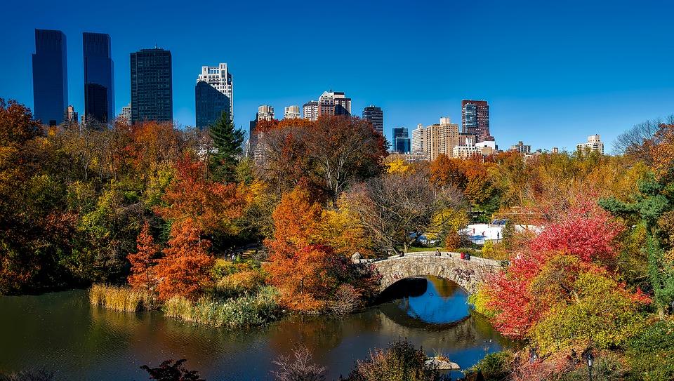Autumn honeymoon destinations